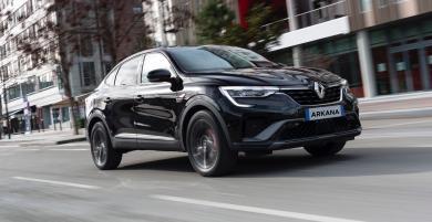 Nouvo Renault Arkana