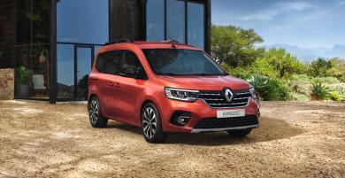 Nouva Renault Kangoo