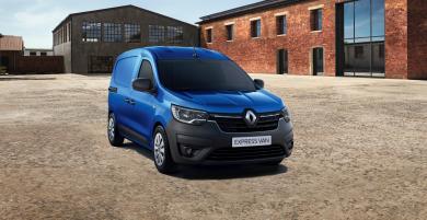 Nouva Renault Express