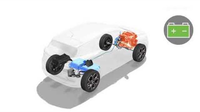 E-TECH PLUG-IN HYBRID - Modalità di guida Pure, My Sense, Sport