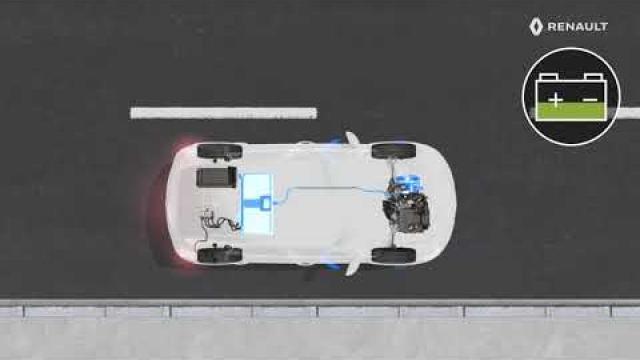 E-TECH PLUG-IN HYBRID -  Cambio automatico multi-mode E-TECH