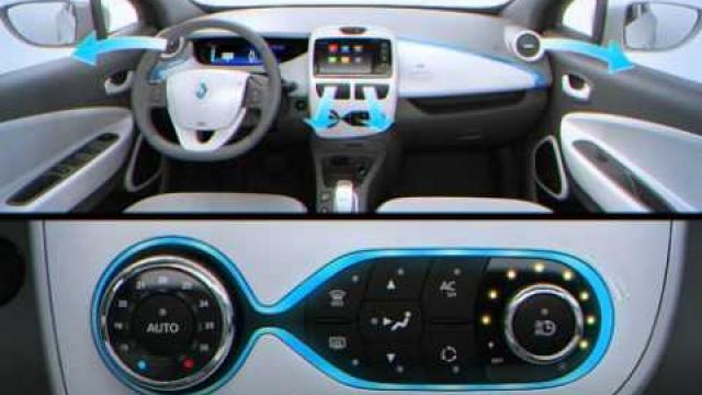 ZOE - CLIO : Aria condizionata automatica