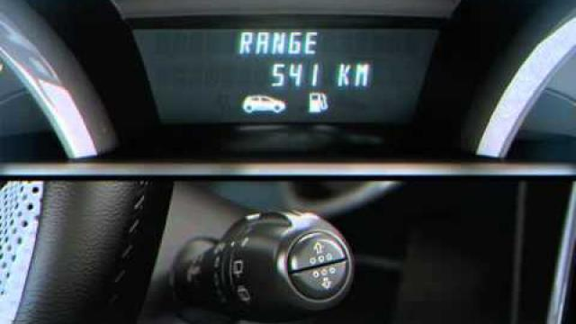 CLIO : Trip computer and warning system