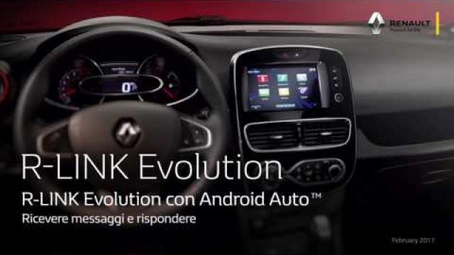 R-LINK EVOLUTION CON ANDROID AUTO - ITA