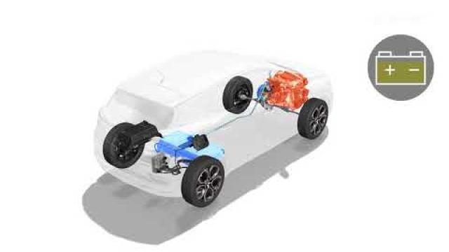E-TECH PLUG-IN HYBRID - Introduzione ai motori elettrici ed alle batterie