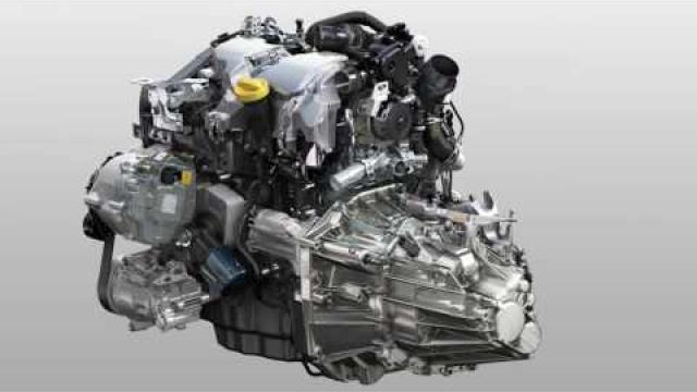 MOTORI E CAMBI : MOTORE ENERGY DCI 110 HYBRID ASSIST