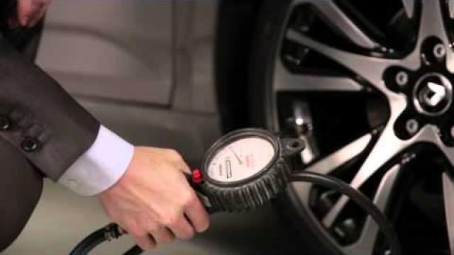 Controllo della pressione dei pneumatici
