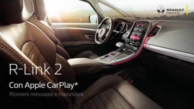 R-LINK 2 CON APPLE CARPLAY