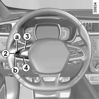 e guide renault com kadjar utilizza la tecnologia del tuo veicolo regolatore limitatore di. Black Bedroom Furniture Sets. Home Design Ideas